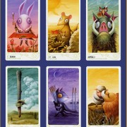Tarot of the Magical Forest 2