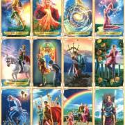 Alchemia Tarot 3