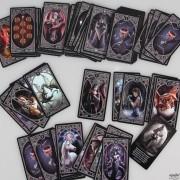 Anne Stokes Gothic Tarot Deck 2