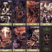 Dark Grimoire Tarot Deck 4