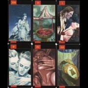 Gothic Tarot of Vampires 4