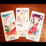 Manga Tarot Selena Lin 4