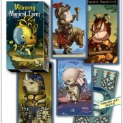 Mibramig Magical Tarot Deck 2