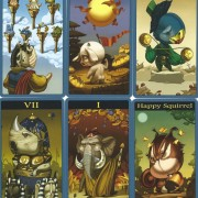 Mibramig Magical Tarot Deck 3