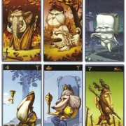 Mibramig Magical Tarot Deck 4