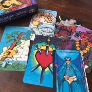 Morgan-Greer Tarot Deck 3