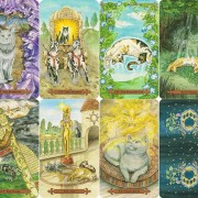 Mystical Cats Tarot 2