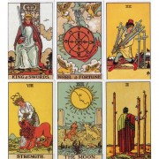 Original Rider-Waite Tarot Set 4