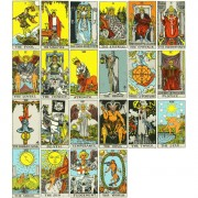Rider-Waite Tarot Deck 4