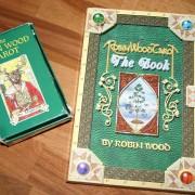Robin Wood Tarot The Book 4