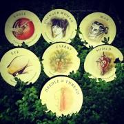 Tea Leaf Fortune Cards 5
