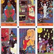 The Halloween Tarot Deck 2