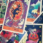 The Halloween Tarot Deck 3