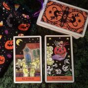 The Halloween Tarot Deck 4