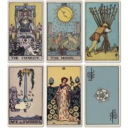The Smith-Waite Centennial Tarot Deck 2