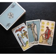 The Smith-Waite Centennial Tarot Deck 4