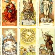 The Tarot of Durer 2