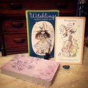 Witchlings Deck and Book Set 4
