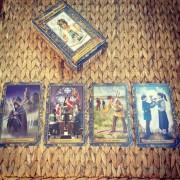 Wizards Tarot Deck 2