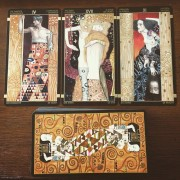 Golden Tarot of Klimt 2
