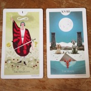 The Light Grey Tarot 4