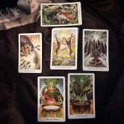 The Wildwood Tarot 4