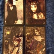 Victoria Frances Gothic Oracle 5