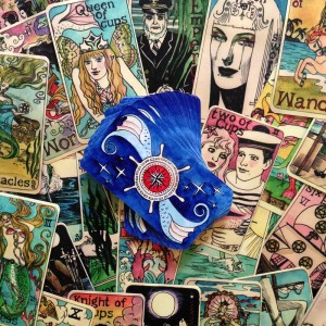 Dame Darcy Mermaid Tarot Deck