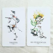 The Linestrider Tarot 4