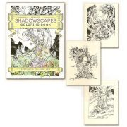 Shadowscapes Coloring Book 3