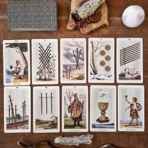 Pagan Otherworlds Tarot