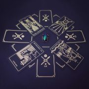 Golden Thread Tarot 4