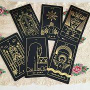 Golden Thread Tarot 6