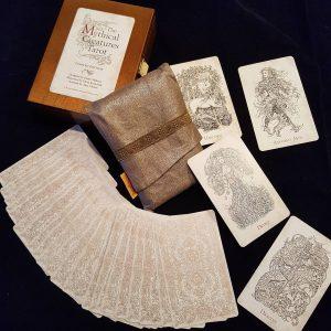 Mythical Creatures Tarot Monochrome Edition