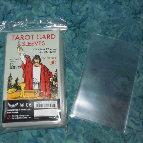 Tấm film bảo vệ bài Tarot