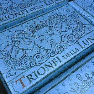 Trionfi della Luna Tarot Paradoxical Blue