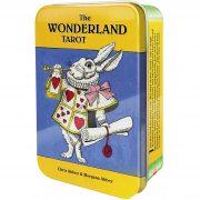 Wonderland Tarot in Tin