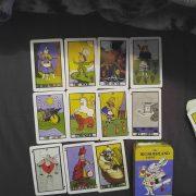 Wonderland Tarot in Tin 4