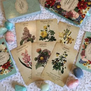 Botanical Inspirations Deck & Book Set