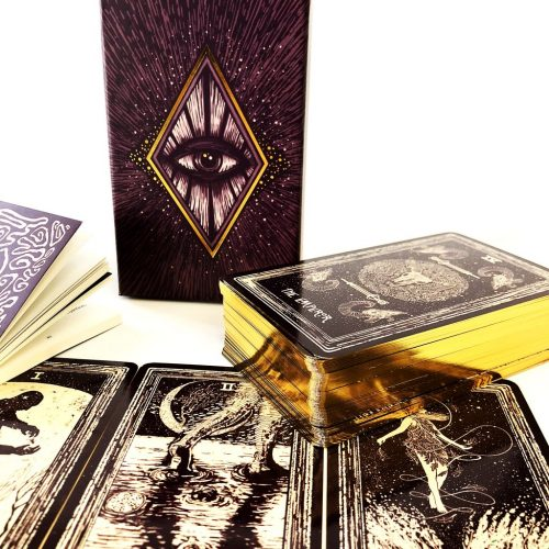 The Light Visions Tarot Second Edition