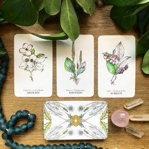 Hedgewitch Botanical Oracle 3