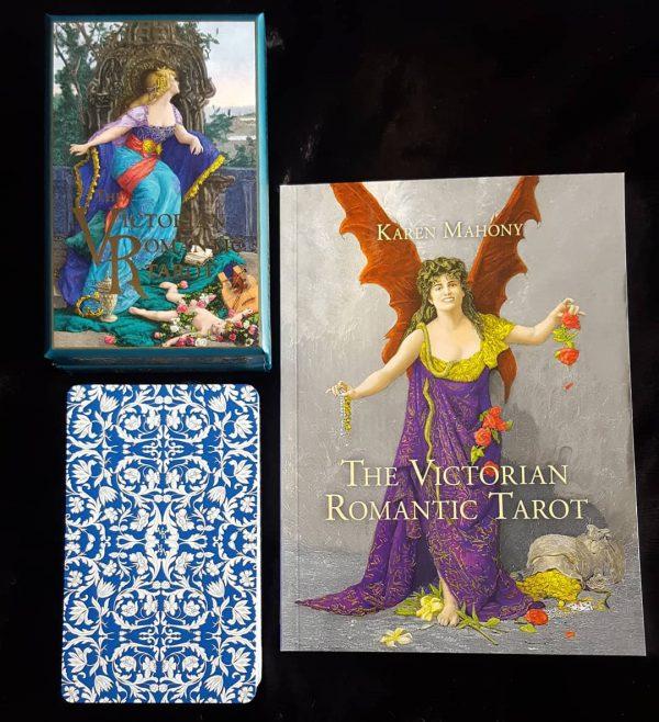 Victorian Romantic Tarot companion book, THIRD edition