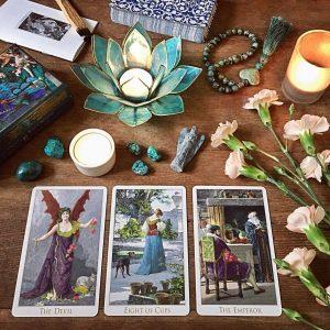 Victorian Romantic Tarot Third Edition 4