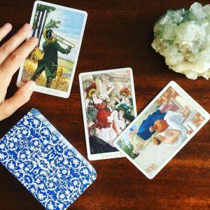 Victorian Romantic Tarot Third Edition 8