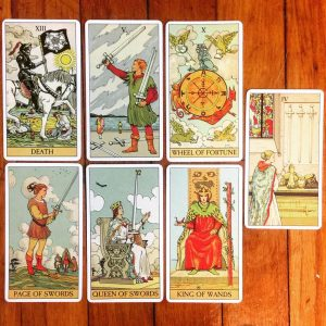 After Tarot Deck 3