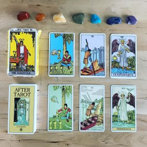After Tarot Deck 6
