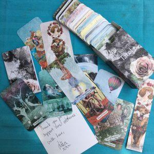 The Textured Tarot 5