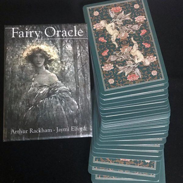 Fairy Oracle by Arthur Rackham