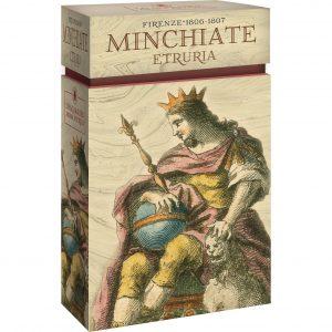 Minchiate Etruria Tarot