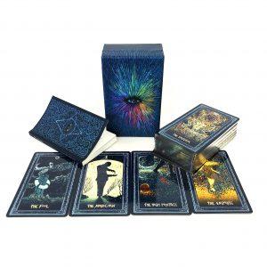 Prisma Visions Tarot phiên bản 4